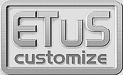 customize - Logo by ETuS