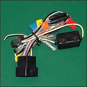 DEH-P7900 UB : Kabel (Strom u. Lautsprecher)