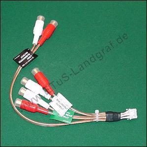 DEH-P88 RS : Kabel