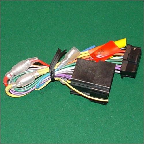 DEH-P7400 MP : Kabel