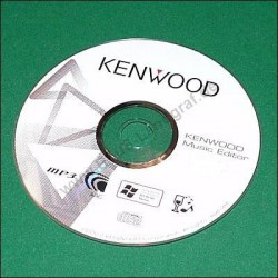 KENWOOD Music Editor (W01-1723-15)